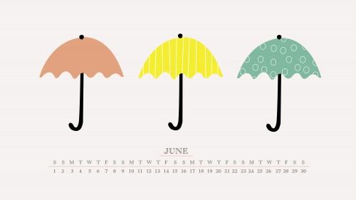 June Calendar 2013-01